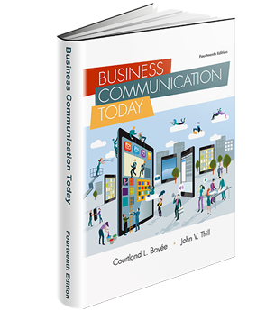 Business Communication Today 14 Edition